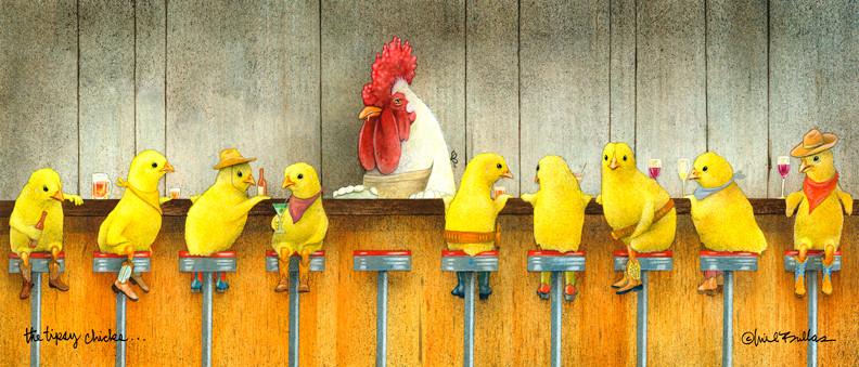 Tipsy Chicks