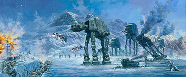 Battle for Planet Hoth