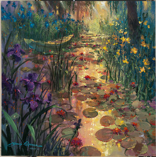 In the Light of Giverney