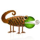 Chameleon I Green