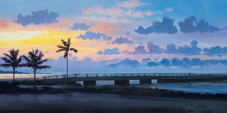 White Street Pier Sunrise