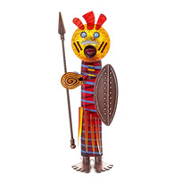 Massai I Red