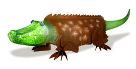 Croco I Green
