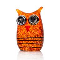 Mini Owl I Amber