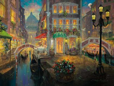 Finding Love in Venice