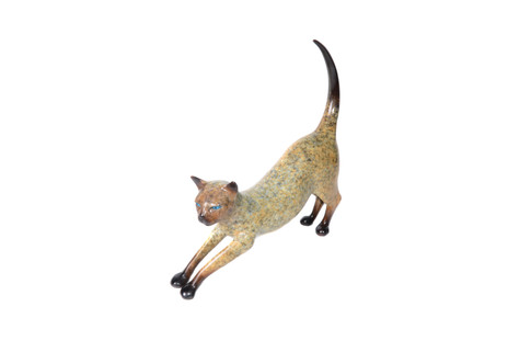 Medium Stretching Cat