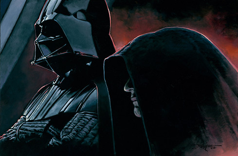 Vader and the Emperor