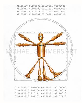 Vitruvian Clockworkman 8x10.png