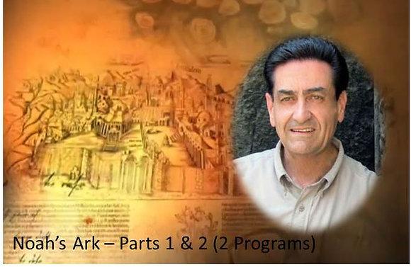 Noah's Ark, parts 1 & 2 (2 episodes on DVD)