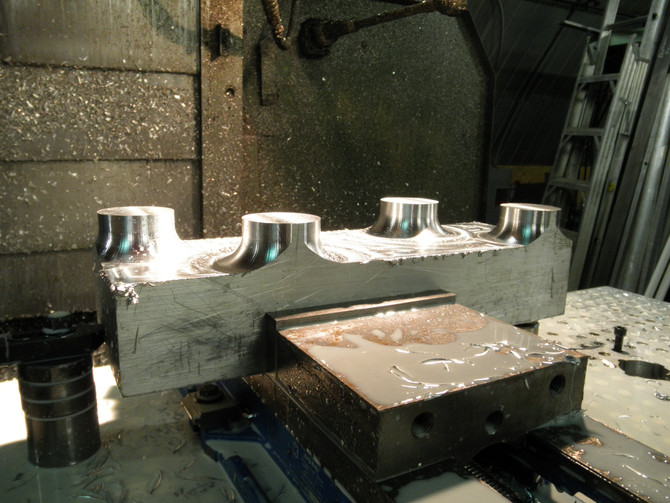 Manufacturing Update: Primary Components Nearing Completion!