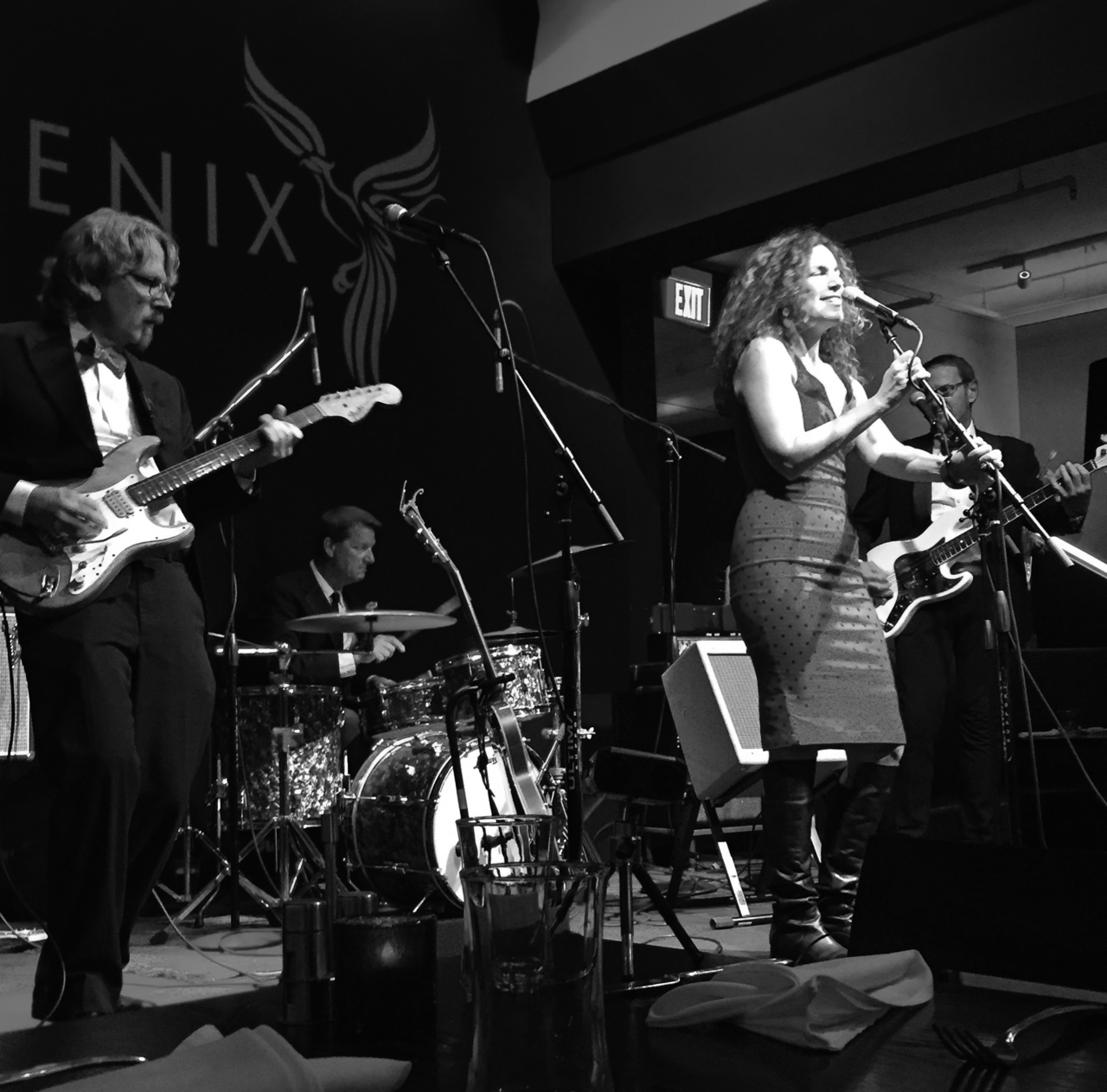 Cherie Lebow plays The Fenix.