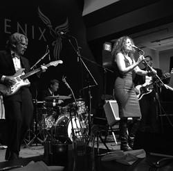 Cherie Lebow plays The Fenix.
