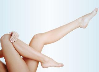 Épilations des jambes