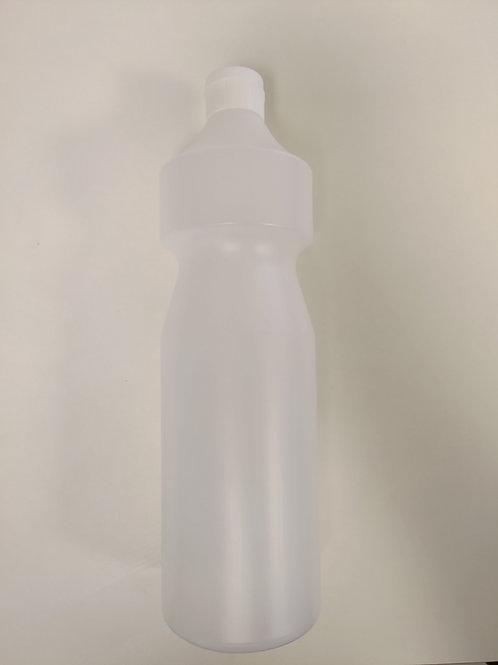 Bouteille vide avec bouchon doseur - 1.5 litres
