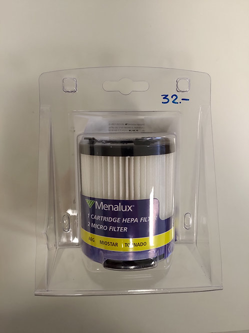 Filtre d'aspirateur - Electrolux/AEG/MIOSTAR/TORNADO - lot 2 pièces : 10%