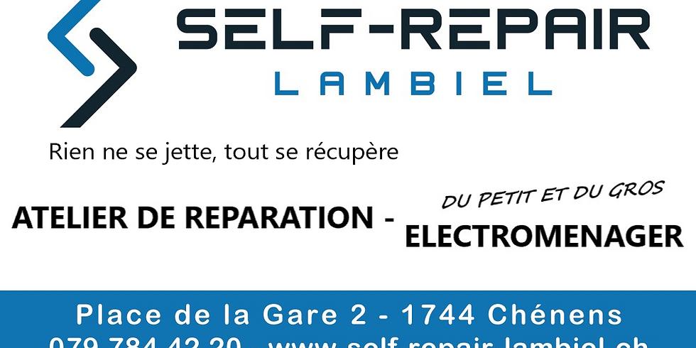 ATELIER - Gros Electroménager - 1h30