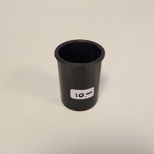 Adaptateur tuyau d'aspirateur - 35mm à 32mm - long. 50mm