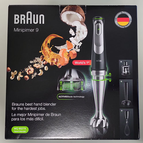 Mixeur plongeant Braun