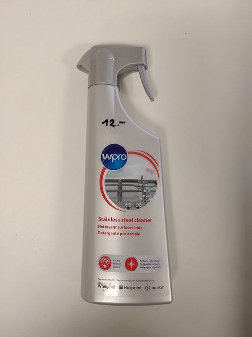 Nettoyant surface inox en spray
