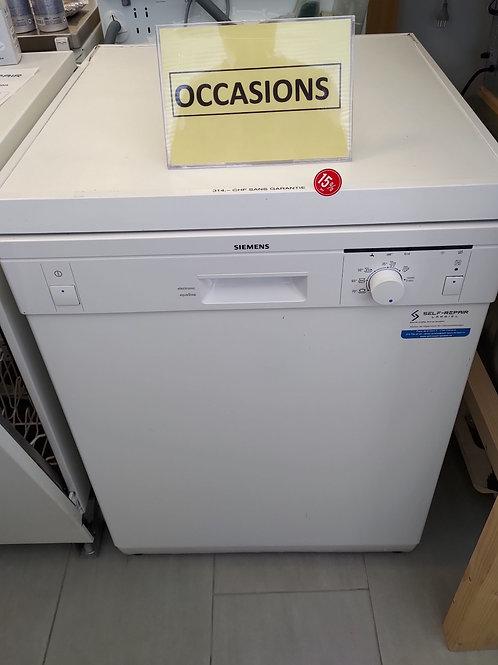 Lave-vaisselle Siemens - Hauteur mm - Largeur mm  - Profondeur mm