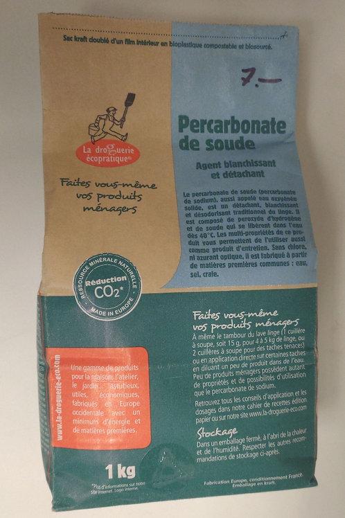 Percarbonate de soude - 1 kg