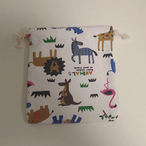 Tissu d'emballage - paquet cadeau - 245x300mm