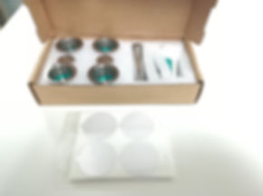 capsule inox