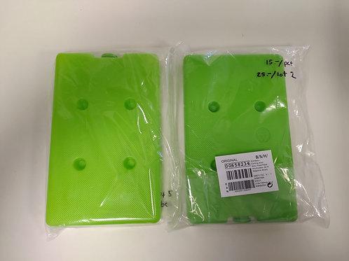 Bac frigorifique - poche à glace - 135x220x25mm - lot 2 pièces : 16%
