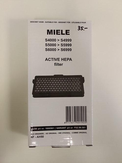 Filtre d'aspirateur - Miele - SF AH50 -S4000/S5000/S6000 - lot 2 pièces : 10%