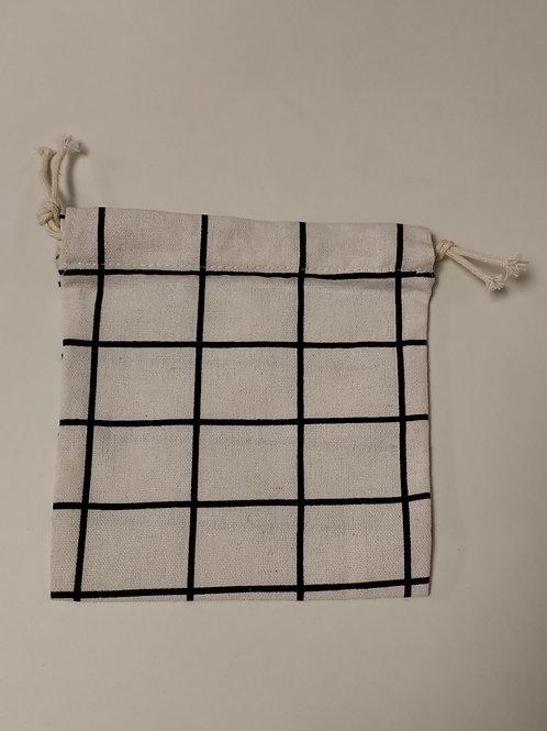 Tissu d'emballage - paquet cadeau - 145x160mm