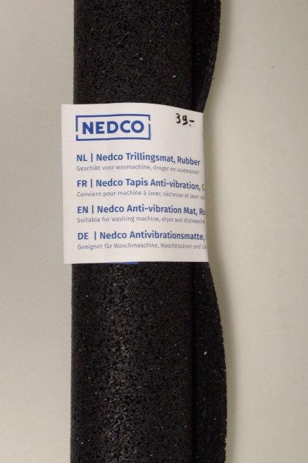 Tapis anti-vibration - 60x60x0.6 cm