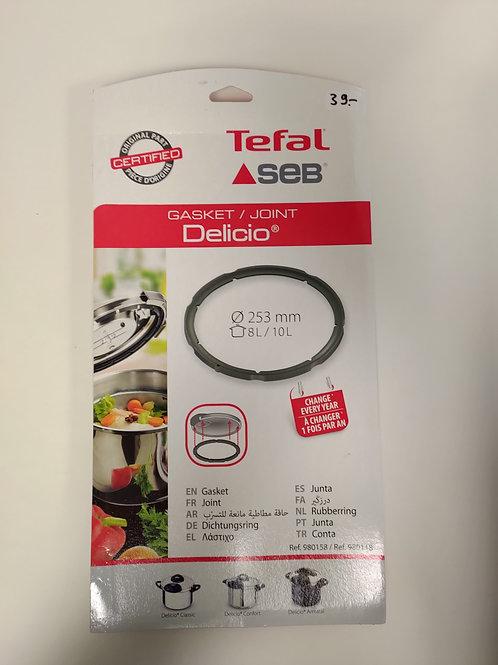 Joint cuiseur - pression - Tefal/Seb - diamètre 253mm - 8/10 litres