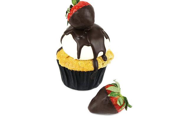 Box de 4 cupcakes LOVE