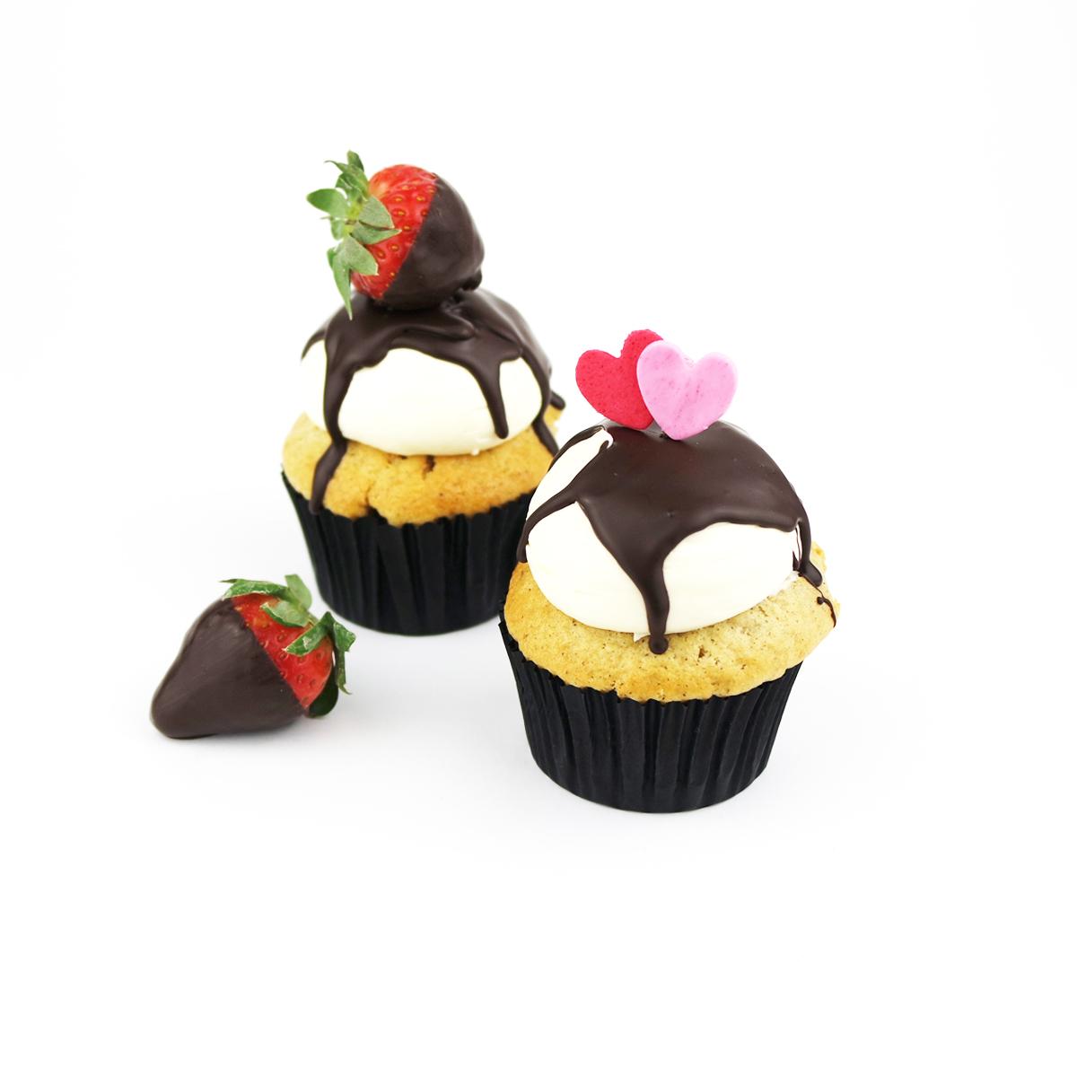cupcake valentin