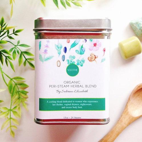 Peri-Steam Vaginal Steam Herbal Blend: SOOTHE