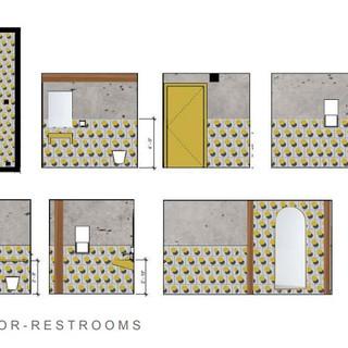 San Jose Restaurant-Restroom Proposal