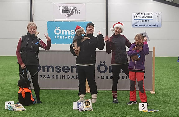 Alandia Flowdog Winter Cup, del 2 - juldubbeln
