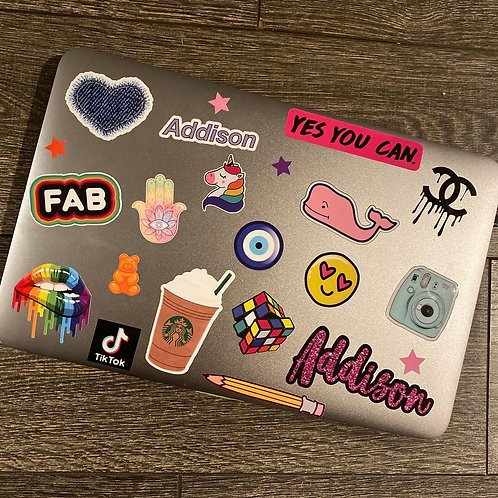 Laptop / Ipad / Hydroflask / Stickers