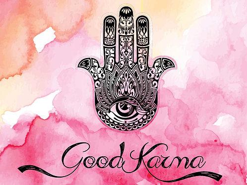 Good Karma Notecards