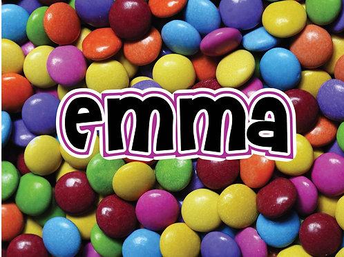 Candy Stationery