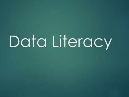 Data Literacy Conversation with George Mount