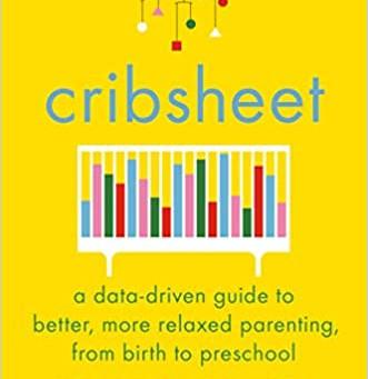 Data-Centric Book Review: Cribsheet