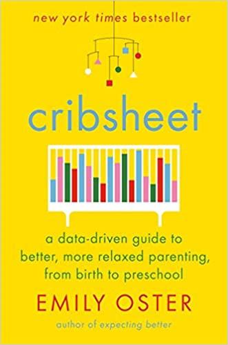 Cribsheet book image.