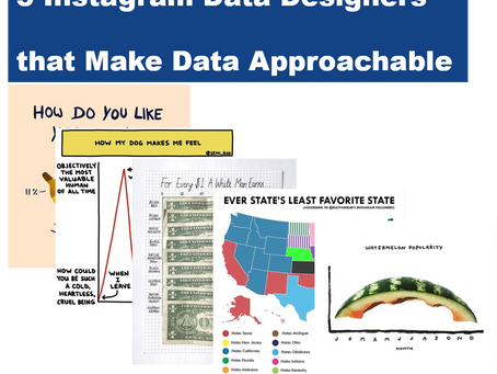 4 Data Designers that Make Data Approachable
