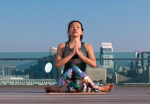 Photo - Yoga Sitting Meditation Pose Dee