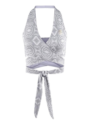 Zumba Wrap Around Bra