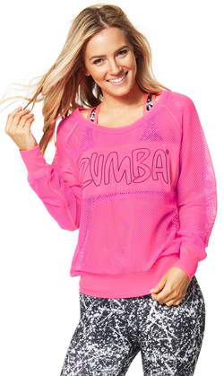 Glow Long Sleeve Pullover