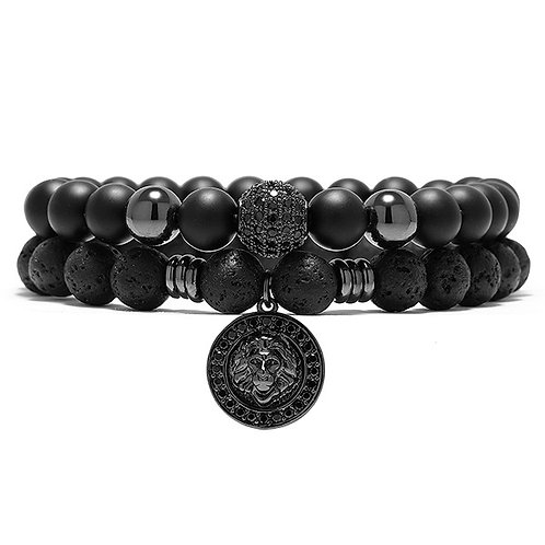 LION STACK BLACK