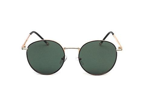 LuxAces, Sunglasses, Gold sunglasses, Sonnenbrille, Goldene Sonnenbrille