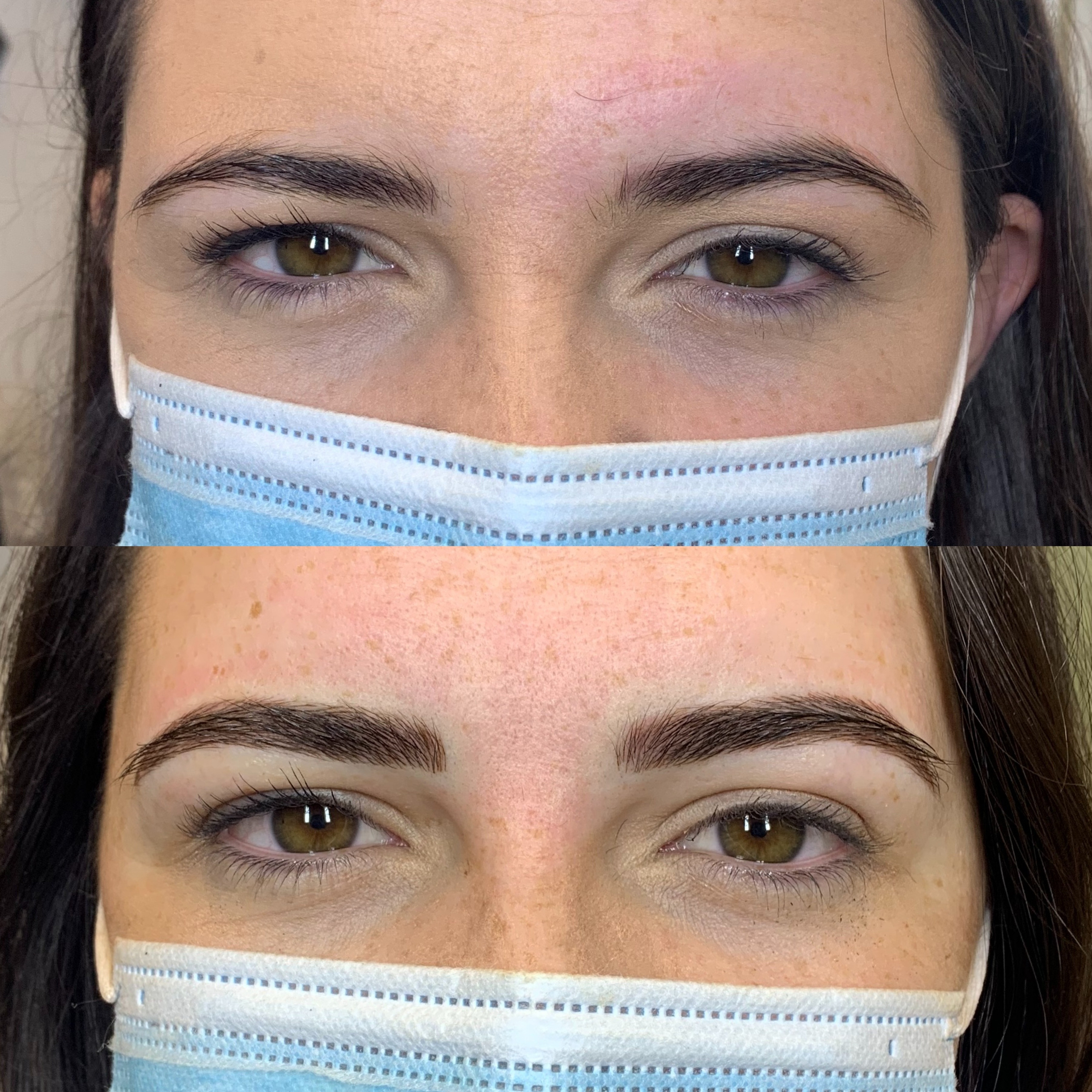 Microblading (Includes 4-6 week top up)